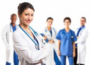فريق عمل بروكسيميتي فوكال للاستشارات الطبية والرعاية الصحية