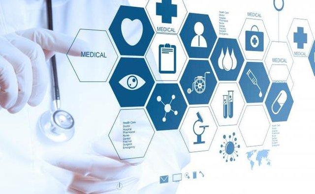 خدمة الأرشيف الإلكتروني للملفات الطبية