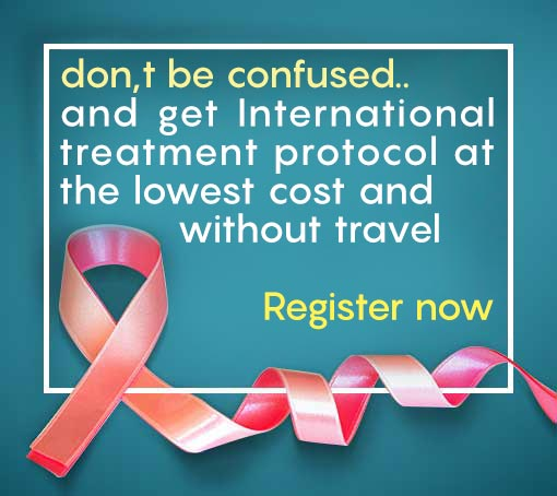 don,t be confused.. and get International treatment protocol at the lowest cost and without travel